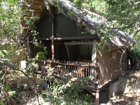 Double Bed Chalets, Caprivi Houseboats Safaris